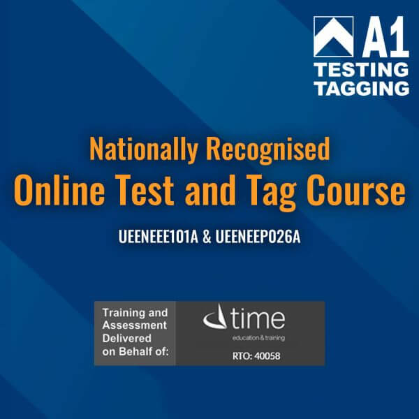 test and tag training